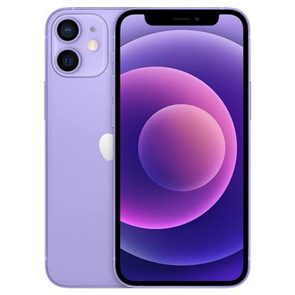 buy IPHONE MOBILE 12 MINI 256GB PURPLE :Purple