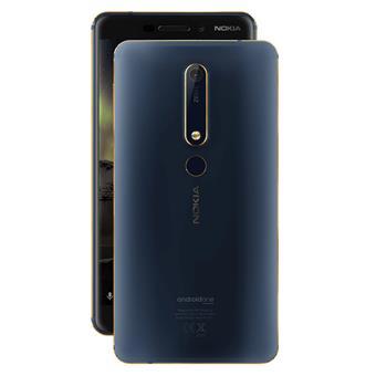buy NOKIA MOBILE 6.1 TA1089 DS 3GB 32GB BLUE :Nokia