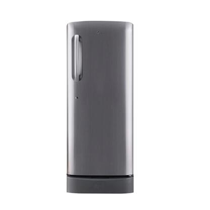 buy LG REF GLD241APZD SHINY STEEL (235) :Toughened Glass
