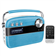 Saregama Carvaan Music Player (Blue)