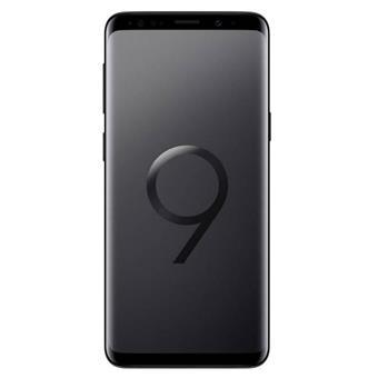buy SAMSUNG MOBILE S9 G960FG 4GB 128GB BLACK :Samsung