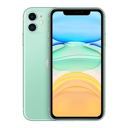 buy APPLE IPHONE MOBILE 11 64GB GREEN :Green