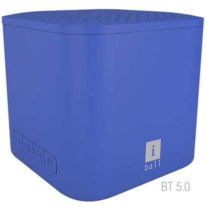 buy IBALL BT SPEAKER MUSI CUBE X1 BLUE :IBall