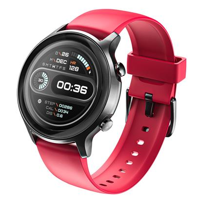 buy NOISE FIT ACTIVE SMART WATCH SPORTY RED :Smart Watches & Bands