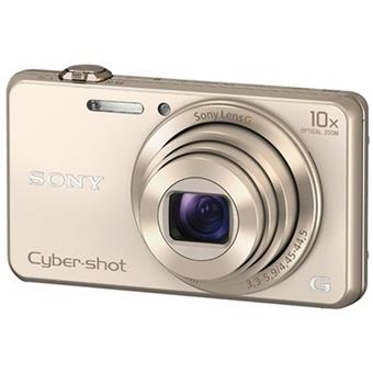 buy SONY STILL CAMERA DSCWX220 GOLD :Sony