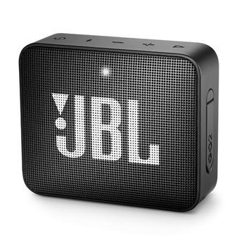 buy JBL PORTABLE BLUETOOTH SPEAKER GO2 BLACK :JBL