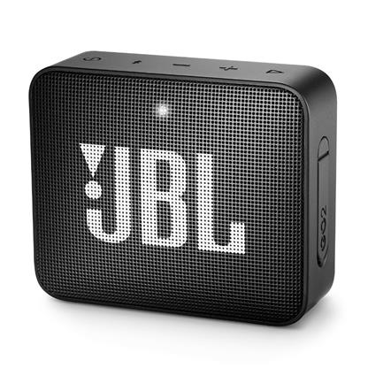 buy JBL PORTABLE BLUETOOTH SPEAKER GO2 BLACK :JBL