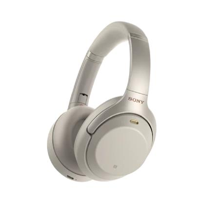 buy SONY NC BT HEADPHONE WH-1000XM3SM SILVER :Sony