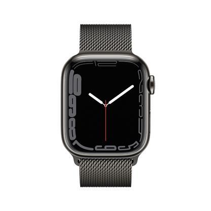 buy APPLE WATCH S7 41MM GPH SS GPH ML CEL MKJ23HN/A :Apple Watch