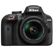 buy Nikon D3400 DSLR Camera (18-55+70-300mm)