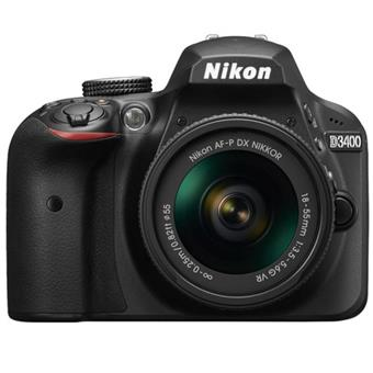 buy NIKON DSLR D3400 WITH 18-55+70-300MM LENS :Nikon