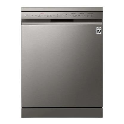 buy LG DISHWASHER DFB424FP SILVER 14 PLACE :Free Standing