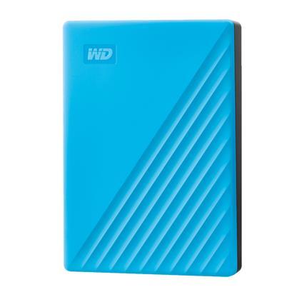 buy WD HDD MY PASSPORT 4TB BLUE AVENGER :USB 2.0, USB 3.0