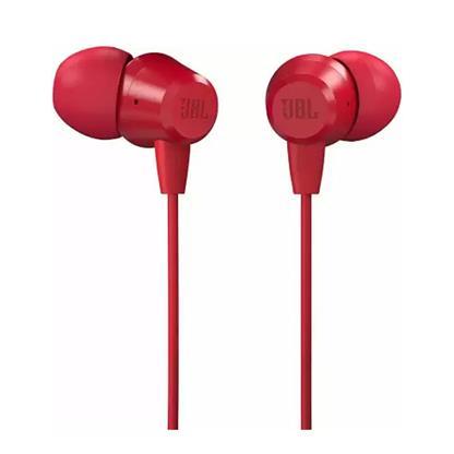 buy JBL EARPHONE T50HI RED :JBL