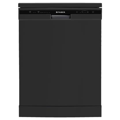 buy FABER DISHWASHER FFSD6PR12S NEO BLACK (12 PLACE) :Free Standing