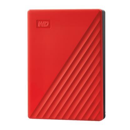 buy WD HDD MY PASSPORT 4TB RED AVENGER :Western Digital