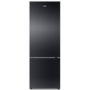 buy Haier HRB3654PKGE 345Ltr Frost Free Refrigerator (Black Glass)