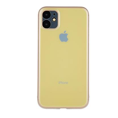 """buy Stuffcool Thins Ultra Slim Back Case Cover for Apple iPhone 11 6.1"""" - Clear :Stuffcool"""