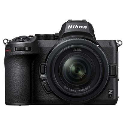 buy NIKON DSLR Z5 KIT WITH 24-50MM LENS :Nikon