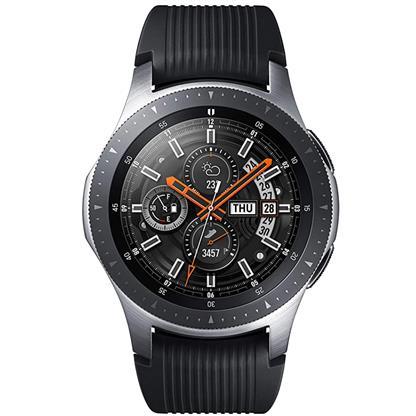 buy SAMSUNG GEAR WATCH 46MM SILVER SM-R805FZSAINU :Samsung