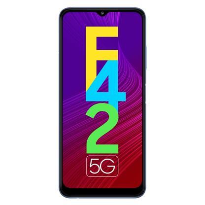 buy SAMSUNG MOBILE GALAXY F42 5G E426BG 6GB 128GB BLUE :Matte Aqua