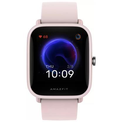 buy AMAZFIT SMART WATCH BIP U PINK :Smart Watches & Bands