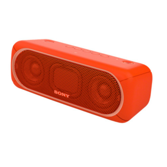 buy SONY PORTABLE BLUETOOTH SPEAKER SRSXB30 RED :Sony