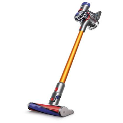 buy DYSON V8 ABSOLUTE+ VACUUM CLEANER SILVER :Vacuum Cleaner