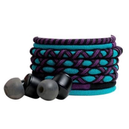 buy Crossloop Pro Series Earphone In Blue, Black and Purple :Crossloop
