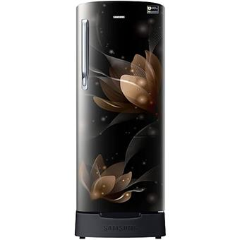buy SAMSUNG REF RR20N182XB8 SAFFRON BLACK :Samsung