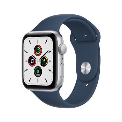 buy APPLE WATCH SE 44 SIL AL AB SP GPS MKQ43HN/A :Apple Watch
