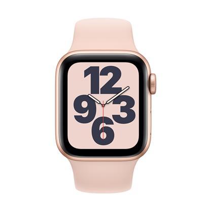 buy APPLE WATCH SE 40MM GLD AL PS SP GPS MYDN2HN/A :Apple