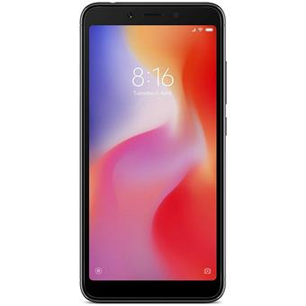buy REDMI MOBILE 6A 2GB 16GB BLACK :XIAOMI