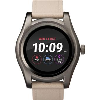 buy TIMEX ICONNECT SMART WATCH TW5M31900 GUN METAL :iConnect by Timex