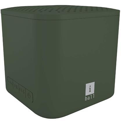 buy IBALL BT SPEAKER MUSI CUBE X1 GREEN :IBall