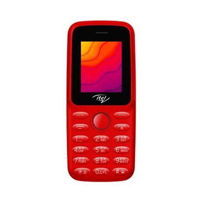 buy ITEL MOBILE IT2163 RED :Itel