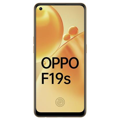 buy OPPO MOBILE F19S CPH2223 6GB 128GB GOLD :Glowing Gold