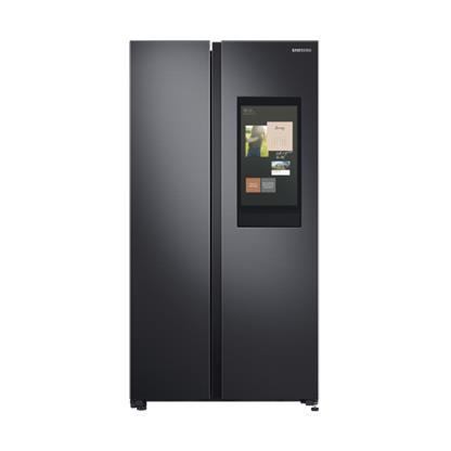 buy SAMSUNG REF RS72A5FC1B4 GENTLE MATT BLACK (673) :Inverter Compressor