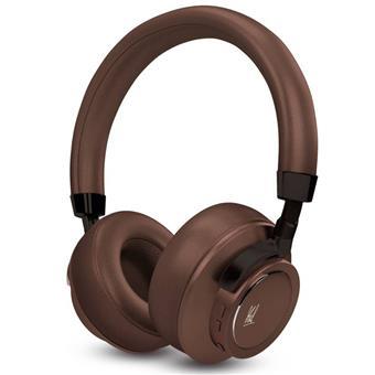buy ITEK MSD EDITION VOICE ASSIT BT HEADPHONE BTHP005MSD BROWN :ITEK