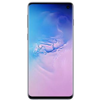 buy SAMSUNG MOBILE S10 G973FD 8GB 128GB PRISM BLUE :Samsung