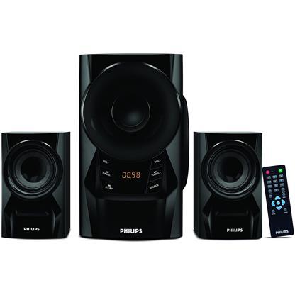 buy PHILIPS 2.1 BLUETOOTH SPEAKER MMS6080B :Multimedia Speaker