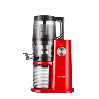 buy HUROM HAIRBD20 SLOW JUICER VIVID RED :Hurom