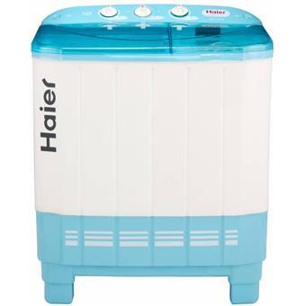buy HAIER WM HTW65113D AQUA BLUE (6.5 KG) :Haier