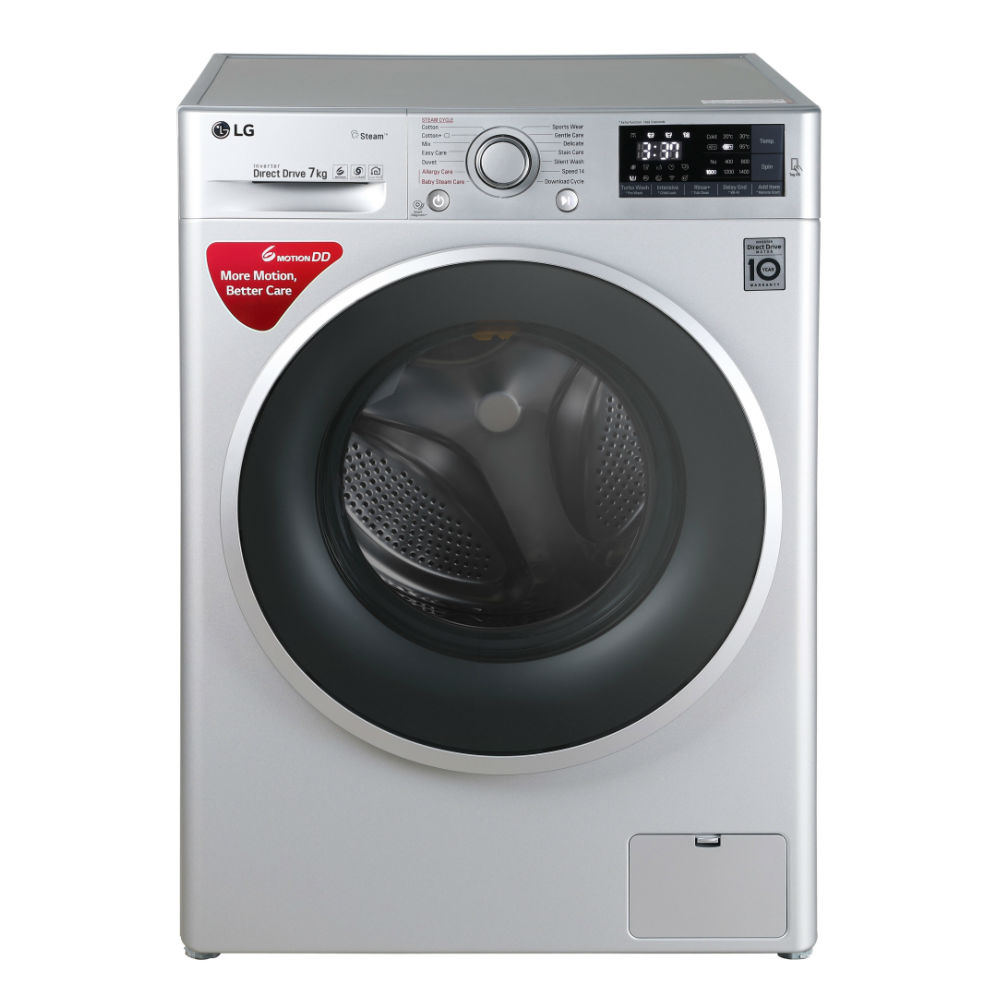 LG FHT1207SWL 7Kg Fully Automatic Washing Machine Price in India