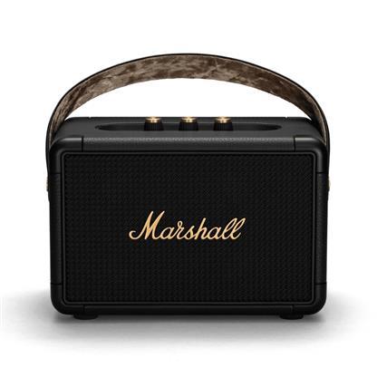 buy MARSHALL KILBURN II PORTABLE BT SPEAKER BLACK BRASS :Portable Speaker