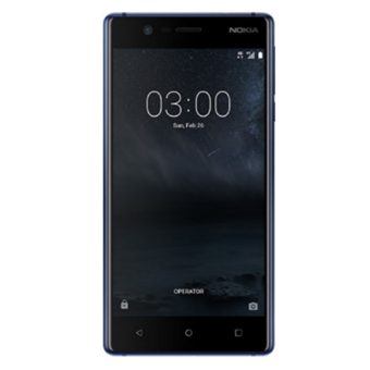 buy NOKIA MOBILE 3 TA1032 DS 2GB 16GB BLUE :Nokia