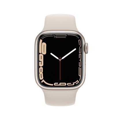 buy APPLE WATCH S7 41MM STAR AL STR SP GPS MKMY3HN/A :Apple Watch