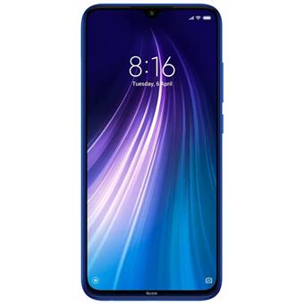 buy REDMI MOBILE NOTE 8 4GB 64GB NEPTUNE BLUE :XIAOMI
