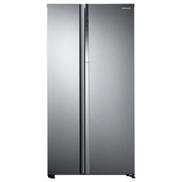 buy Samsung RH62K6007S8 674Ltr Side-by-Side Refrigerator (Elegant Inox)