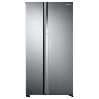 Samsung Rh62k6007s8 674ltr Side By Side Refrigerator Elegant Inox